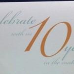HAND Celebrates 10th Anniversary