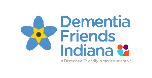 Dementia Friends Indiana logo