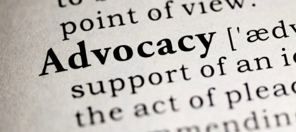 Definition of advocacy