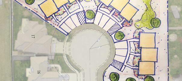 Preliminary Tipton site plan