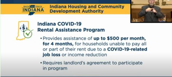rental assistance program slide